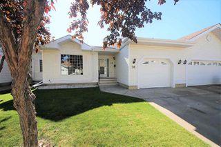 Photo 2: 36 9704 165 Street in Edmonton: Zone 22 House Half Duplex for sale : MLS®# E4173446