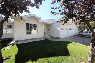 Photo 1: 36 9704 165 Street in Edmonton: Zone 22 House Half Duplex for sale : MLS®# E4173446