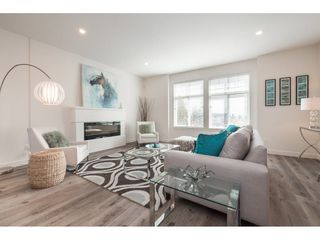 """Photo 2: 28 7740 GRAND Street in Mission: Mission BC Townhouse for sale in """"THE GRAND"""" : MLS®# R2428057"""