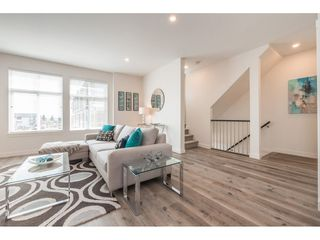 """Photo 3: 28 7740 GRAND Street in Mission: Mission BC Townhouse for sale in """"THE GRAND"""" : MLS®# R2428057"""