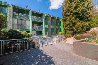 "Main Photo: 204 3901 CARRIGAN Court in Burnaby: Government Road Condo for sale in ""Lougheed Estate II"" (Burnaby North)  : MLS®# R2449893"