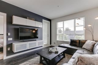 """Main Photo: 303 550 SEABORNE Place in Port Coquitlam: Riverwood Condo for sale in """"FREMONT GREEN"""" : MLS®# R2458750"""