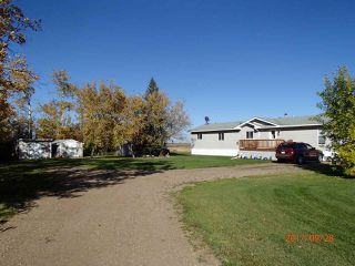 Main Photo: 24310 Twp 592: Rural Westlock County Mobile for sale : MLS®# E4200479