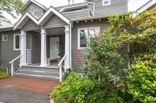 "Photo 2: 1585 BOWSER Avenue in North Vancouver: Norgate Townhouse for sale in ""Illahee"" : MLS®# R2465696"