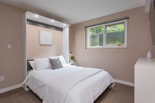 "Photo 27: 1585 BOWSER Avenue in North Vancouver: Norgate Townhouse for sale in ""Illahee"" : MLS®# R2465696"