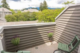 "Photo 22: 1585 BOWSER Avenue in North Vancouver: Norgate Townhouse for sale in ""Illahee"" : MLS®# R2465696"