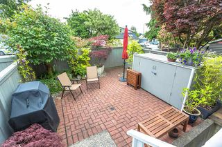 "Photo 11: 1585 BOWSER Avenue in North Vancouver: Norgate Townhouse for sale in ""Illahee"" : MLS®# R2465696"