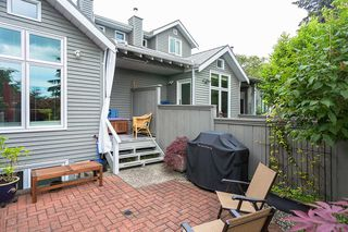 "Photo 13: 1585 BOWSER Avenue in North Vancouver: Norgate Townhouse for sale in ""Illahee"" : MLS®# R2465696"