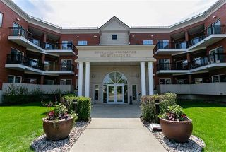 Photo 1: 201 260 Sturgeon Road: St. Albert Condo for sale : MLS®# E4216019
