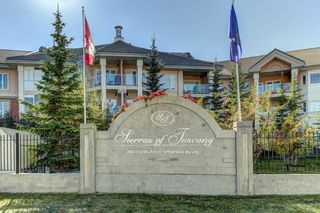 Photo 2: 110 223 Tuscany Springs Boulevard NW in Calgary: Tuscany Apartment for sale : MLS®# A1038824