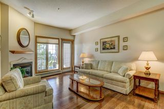Photo 8: 110 223 Tuscany Springs Boulevard NW in Calgary: Tuscany Apartment for sale : MLS®# A1038824