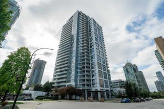 "Photo 1: 2205 4400 BUCHANAN Street in Burnaby: Brentwood Park Condo for sale in ""MOTIF"" (Burnaby North)  : MLS®# R2507756"