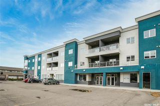 Photo 1: 203 412 Willowgrove Square in Saskatoon: Willowgrove Residential for sale : MLS®# SK838098