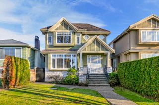 Main Photo: 7868 CARTIER Street in Vancouver: Marpole House for sale (Vancouver West)  : MLS®# R2530970