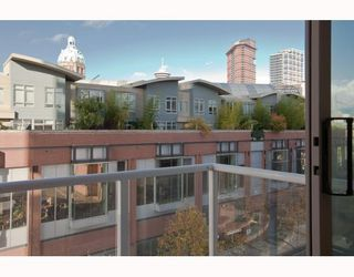 Photo 4: 604 550 TAYLOR Street in Vancouver: Downtown VW Condo for sale (Vancouver West)  : MLS®# V795826