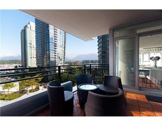 Photo 9: # 602 1205 W HASTINGS ST in Vancouver: Condo for sale : MLS®# V871756