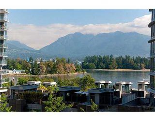 Photo 1: # 602 1205 W HASTINGS ST in Vancouver: Condo for sale : MLS®# V871756