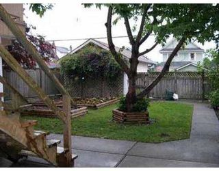 Photo 7: 2743 DUNDAS ST in Vancouver: Hastings East House for sale (Vancouver East)  : MLS®# V541947