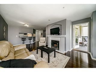 "Photo 3: 214 19528 FRASER Highway in Surrey: Cloverdale BC Condo for sale in ""The Fairmont"" (Cloverdale)  : MLS®# R2397037"