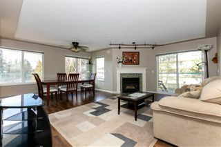 """Photo 2: 306 20453 53 Avenue in Langley: Langley City Condo for sale in """"Countryside Estates"""" : MLS®# R2435705"""