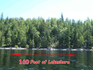 Photo 1: 4533 Rea Road in Eagle Bay: Waterfront Lot Vacant Land for sale : MLS®# 10058088
