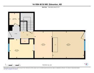 Photo 28: 14 1904 48 Street in Edmonton: Zone 29 Townhouse for sale : MLS®# E4196676