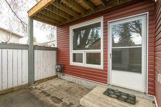 Photo 24: 14 1904 48 Street in Edmonton: Zone 29 Townhouse for sale : MLS®# E4196676
