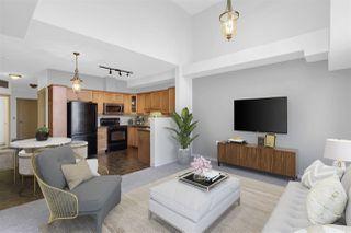 Photo 3: 428 612 111 Street in Edmonton: Zone 55 Condo for sale : MLS®# E4198158