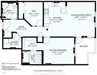 Photo 12: 428 612 111 Street in Edmonton: Zone 55 Condo for sale : MLS®# E4198158
