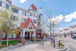 Photo 1: 142 20 ROYAL OAK Plaza NW in Calgary: Royal Oak Apartment for sale : MLS®# C4297596