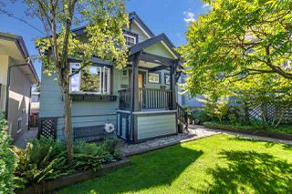 Main Photo: 736 E 37TH Avenue in Vancouver: Fraser VE House for sale (Vancouver East)  : MLS®# R2475362