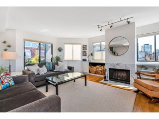 """Photo 8: 301 1220 W 6TH Avenue in Vancouver: Fairview VW Condo for sale in """"ALDER BAY PLACE"""" (Vancouver West)  : MLS®# R2481077"""