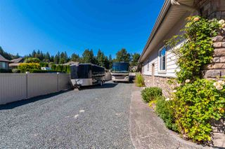Photo 40: 7971 PALMER Place in Chilliwack: Eastern Hillsides House for sale : MLS®# R2492125