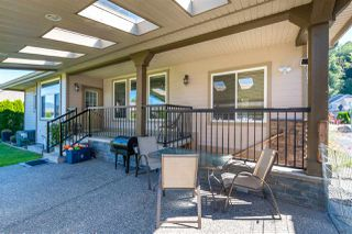 Photo 37: 7971 PALMER Place in Chilliwack: Eastern Hillsides House for sale : MLS®# R2492125