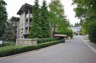 "Main Photo: 110 9339 UNIVERSITY Crescent in Burnaby: Simon Fraser Univer. Townhouse for sale in ""HARMONY BY POLYGON"" (Burnaby North)  : MLS®# R2494385"