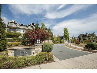 """Photo 2: 193 3105 DAYANEE SPRINGS Boulevard in Coquitlam: Westwood Plateau Townhouse for sale in """"WhiteTail Lane at Dayanee Springs"""" : MLS®# R2496991"""