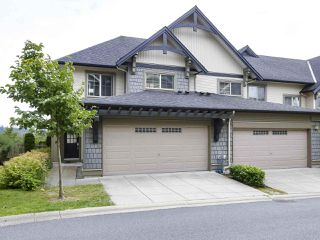 """Photo 1: 193 3105 DAYANEE SPRINGS Boulevard in Coquitlam: Westwood Plateau Townhouse for sale in """"WhiteTail Lane at Dayanee Springs"""" : MLS®# R2496991"""