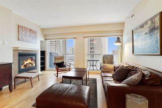Photo 1: 904 11111 82 Avenue in Edmonton: Zone 15 Condo for sale : MLS®# E4223271