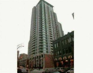 Photo 1: 606 928 HOMER Street in Vancouver: Downtown VW Condo for sale (Vancouver West)  : MLS®# V794665