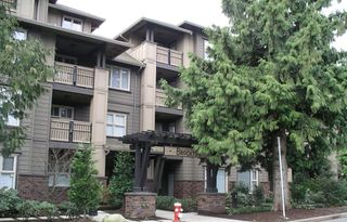 "Photo 1: 808 SANGSTER Place in New Westminster: The Heights NW Condo for sale in ""THE BROCKTON"" : MLS®# V636718"