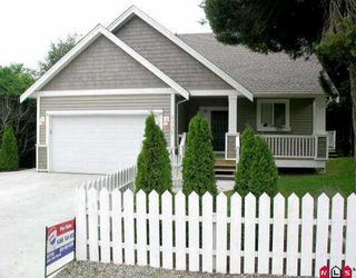 Main Photo: 2332 MCKENZIE RD in Abbotsford: Central Abbotsford House for sale : MLS®# F2526241