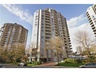 """Photo 2: # 1507 1185 QUAYSIDE DR in New Westminster: Quay Condo for sale in """"THE RIVIERA"""" : MLS®# V872881"""