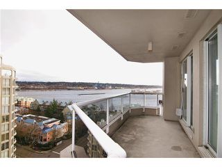 """Photo 7: # 1507 1185 QUAYSIDE DR in New Westminster: Quay Condo for sale in """"THE RIVIERA"""" : MLS®# V872881"""