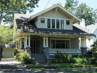 Photo 1: 1010 Craigdarroch Road in VICTORIA: Vi Rockland Single Family Detached for sale (Victoria)  : MLS®# 281757