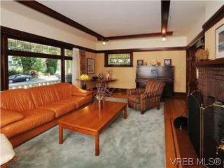 Photo 2: 1010 Craigdarroch Road in VICTORIA: Vi Rockland Single Family Detached for sale (Victoria)  : MLS®# 281757