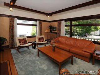 Photo 3: 1010 Craigdarroch Road in VICTORIA: Vi Rockland Single Family Detached for sale (Victoria)  : MLS®# 281757