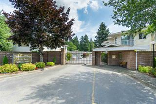 """Photo 1: 114 10584 153 Street in Surrey: Guildford Townhouse for sale in """"Glenwood Village"""" (North Surrey)  : MLS®# R2390526"""