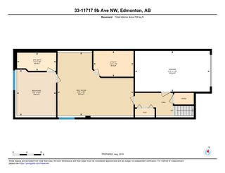Photo 30: 33 11717 9B Avenue in Edmonton: Zone 16 Townhouse for sale : MLS®# E4168947