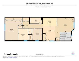 Photo 29: 33 11717 9B Avenue in Edmonton: Zone 16 Townhouse for sale : MLS®# E4168947