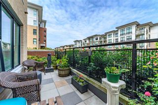 Photo 12: 102 9388 TOMICKI AVENUE in Richmond: West Cambie Condo for sale : MLS®# R2394655